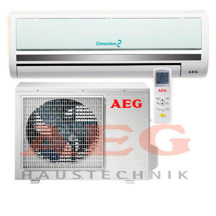 AEG KWI 09 типо инвертор-сплит