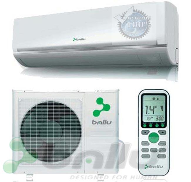 Сплит системы от известного бренда климатической техники Ballu