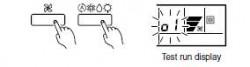 Коды неисправностей Fujitsu, General-Fujitsu. Какие и когда кнопки жать? Ремонт сплит систем.