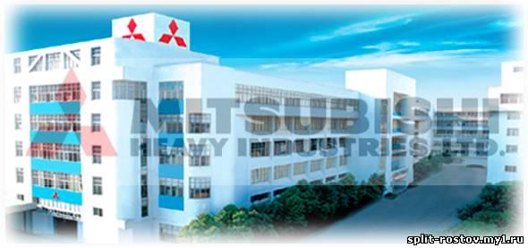 Mitsubishi. Будущее просто врывается в наше настоящее с компанией Mitsubishi-Heavy