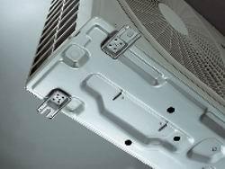 Mitsubishi-Heavy: у поддона, — оцинкованная сталь