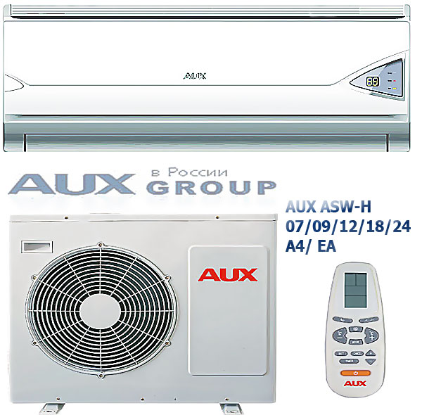 Aux, — the Chinese producer of climatic technics, air conditioners, split-systems.