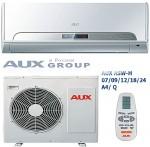 AUX Group → ASW -H 07/09/12/18/24 A4/ Q, — новинка сплит систем Аукс (AUX), — внешний вид кондиционера Aux
