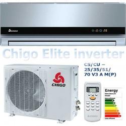 Chigo, один из самых популярных и продаваемых китайских брендов сплит систем