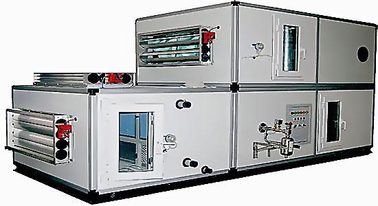 Модульные машины: на базе системы VRV