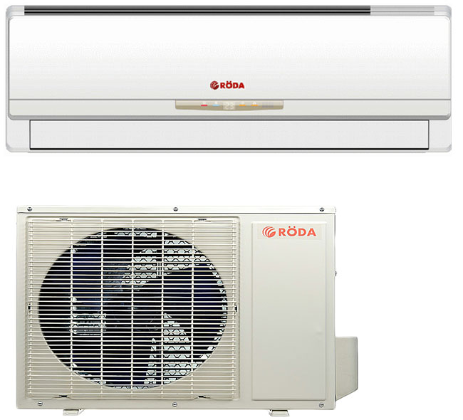 Reasonable price and German quality, — all it is collected in air conditioners RODA.