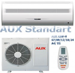Qualitative and durablese systems from Aux Group. Aux ASW-H 07/09/12/18/24 A 4/EG