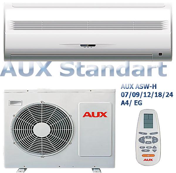 Качественные и долговечные системы от Aux Group. Aux ASW -H 07/09/12/18/24 A 4/EG