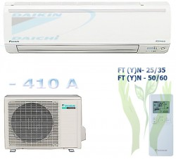 Daikin series FT/R, is classics of a cold, compact and elegant design of the internal block of split-system and improved that. Characteristics Daikin, — FT/R 25/35/50/60.