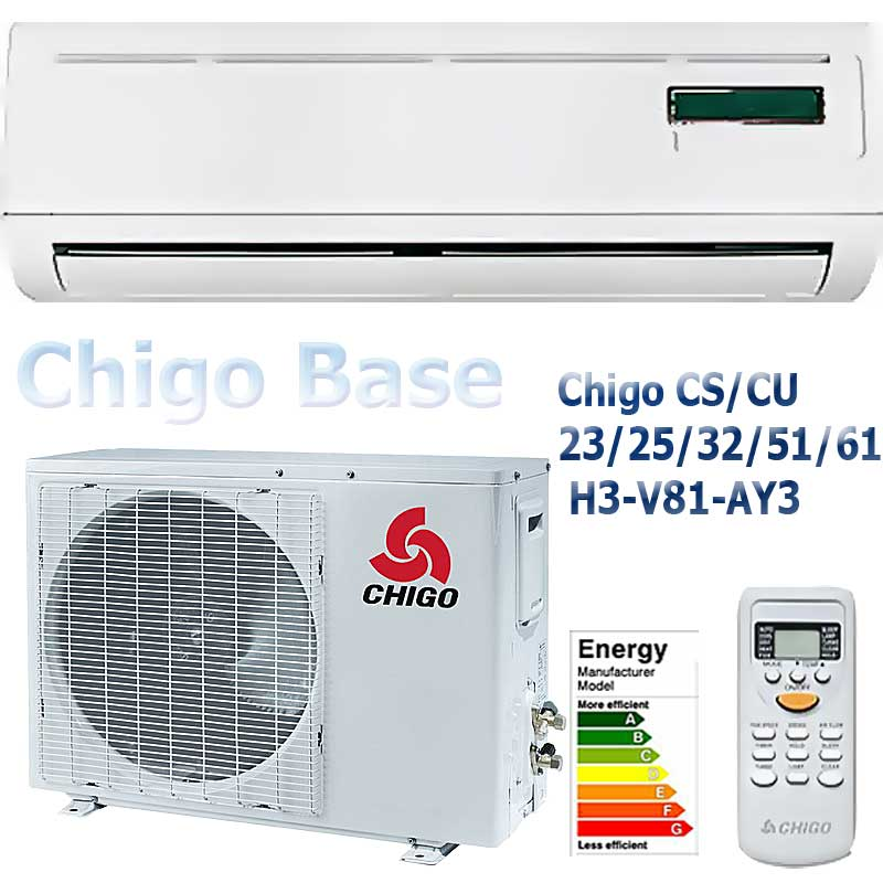Chigo-Base, is a base complete set of Chigo CS-23/25/32/51/66/88 H3-V84-81 AY 1A