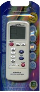 Универсальный пульт управления кондиционером — KT-1000
