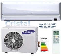 Инвертерная сплит-система Samsung AQV 09/12/18/24 EWA