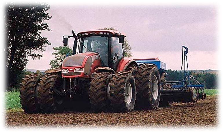 Climatic tractor