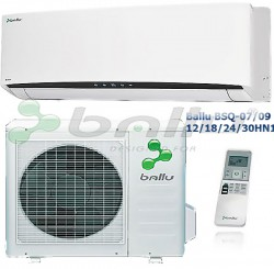 Bravo-Ballu, appearance of air conditioners of the given series