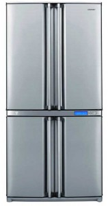 Refrigerator Side by Side from brand Sharp SJ-F96SPSL the winner.