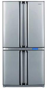 Холодильник Side by Side от бренда Sharp SJ-F96SPSL победитель.