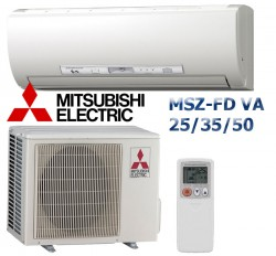 MSZ-FD The inverter - Deluxe 25/35/50 VA DC