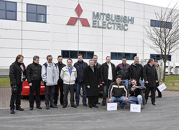 Mitsubishi-Electric Air Conditioning Systems Europe Ltd.