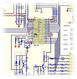 Принципиальные электрические схемы управления сплит-систем и... котлов отопления