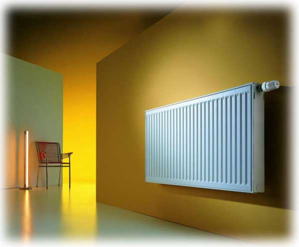 Split-system works on heat in certain cases more effectively a heating radiator